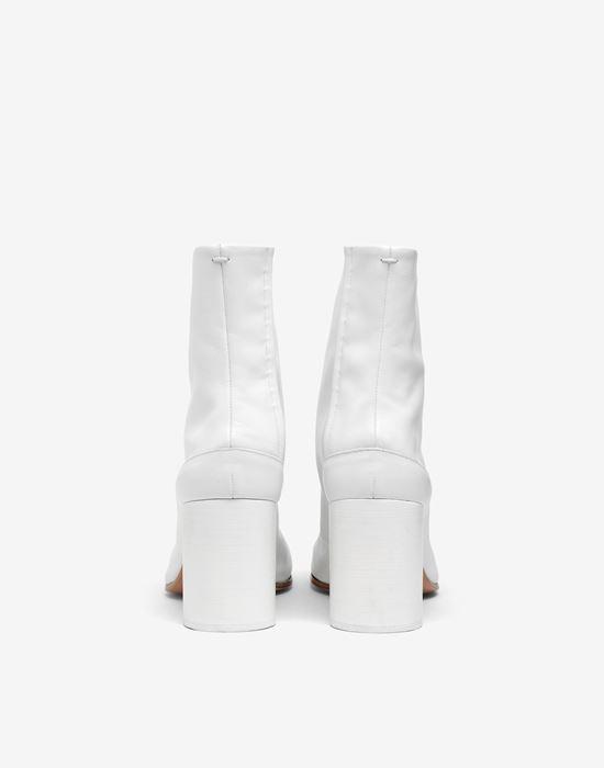 MAISON MARGIELA Tabi calfskin boots Ankle boots [*** pickupInStoreShipping_info ***] d