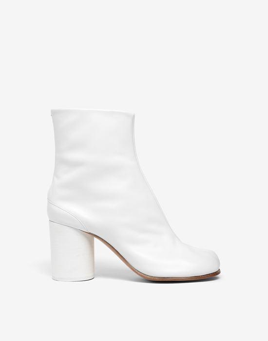 MAISON MARGIELA Tabi calfskin boots Ankle boots [*** pickupInStoreShipping_info ***] f
