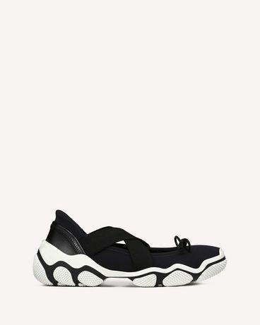 REDValentino RQ2S0C00ZWZ 0NO Sneaker Woman a