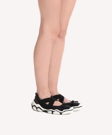 REDValentino RQ2S0C00ZWZ 0NO Sneaker Woman b