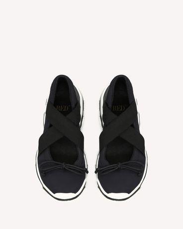 REDValentino RQ2S0C00ZWZ 0NO Sneaker Woman d