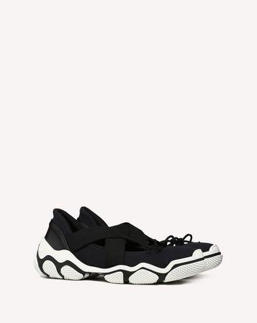 REDValentino RQ2S0C00ZWZ 0NO Sneaker Woman f