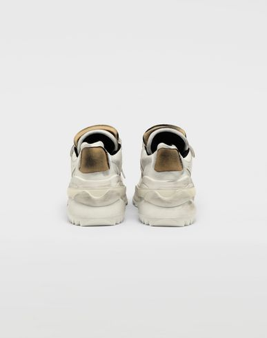 SHOES Low-top Retro Fit sneakers White