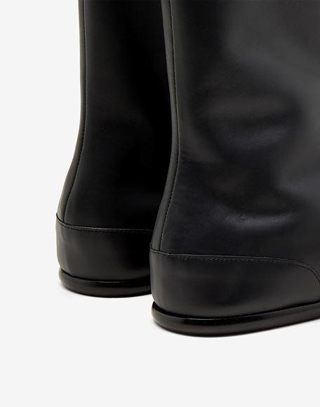 MAISON MARGIELA Tabi flat ankle boots Ankle boots Man e