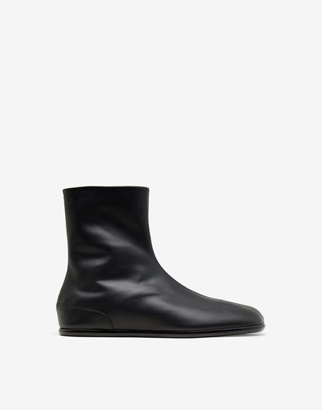 MAISON MARGIELA Tabi flat ankle boots Ankle boots Man f