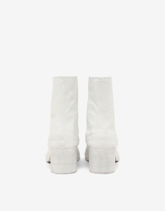 MAISON MARGIELA Painted calfskin Tabi boots Ankle boots [*** pickupInStoreShippingNotGuaranteed_info ***] d
