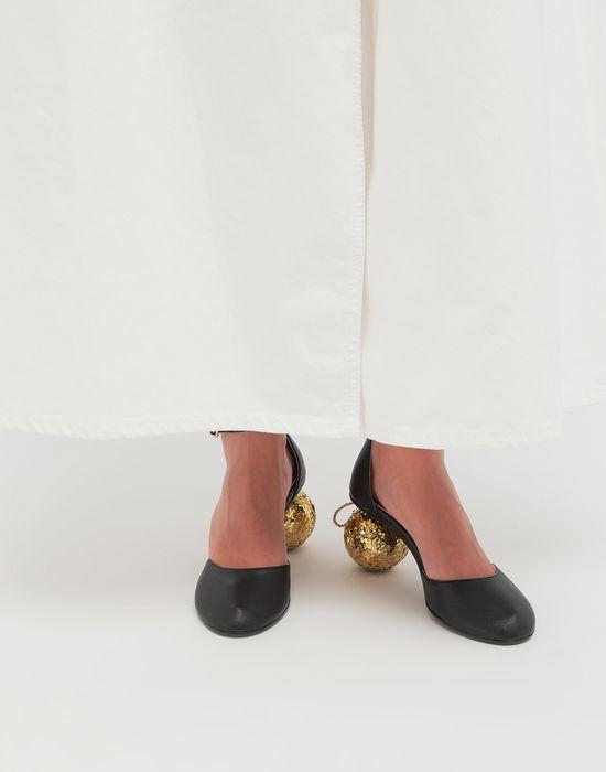 MM6 MAISON MARGIELA Christmas ball-heeled sandals Sandals [*** pickupInStoreShipping_info ***] b