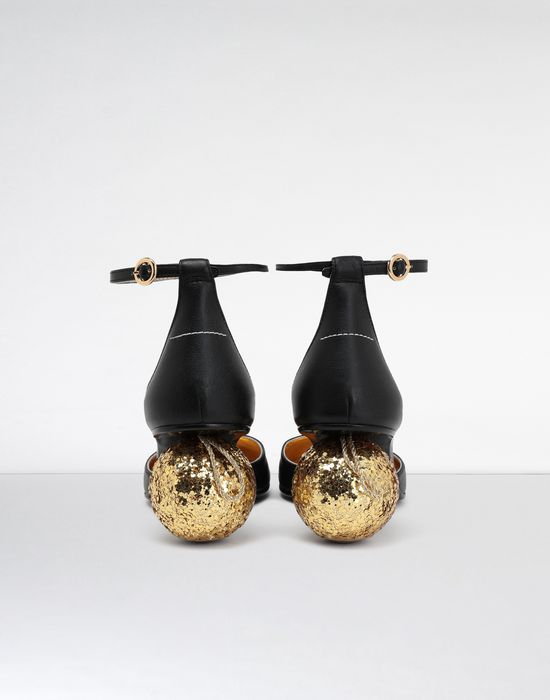MM6 MAISON MARGIELA Christmas ball-heeled sandals Sandals [*** pickupInStoreShipping_info ***] d