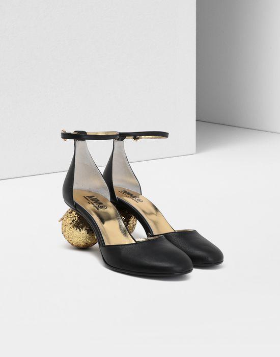 MM6 MAISON MARGIELA Christmas ball-heeled sandals Sandals [*** pickupInStoreShipping_info ***] r