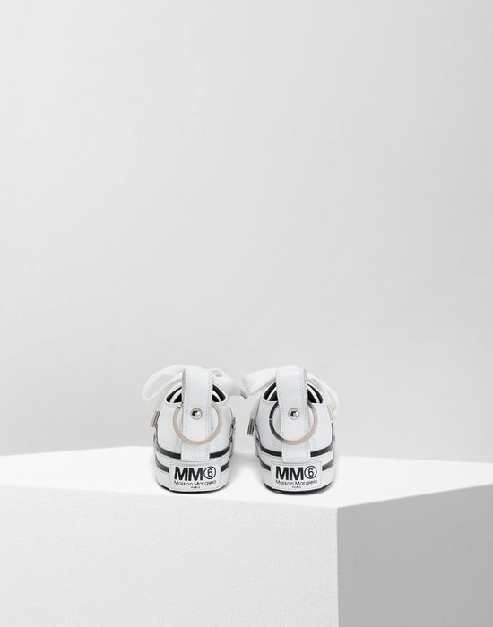 MM6 MAISON MARGIELA Keyring leather sneakers Sneakers [*** pickupInStoreShipping_info ***] d