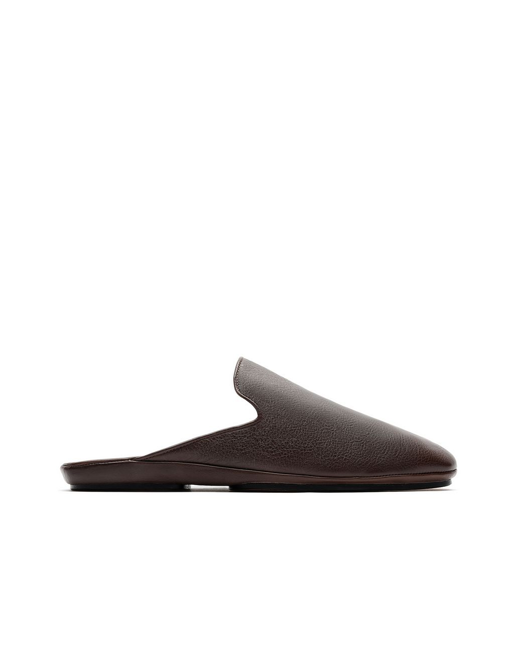 BRIONI Brown Slippers Slippers Man f