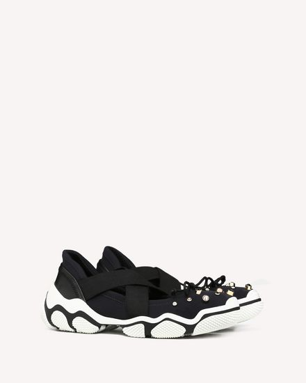REDValentino Sneaker Woman RQ2S0C00EPT 0NO f