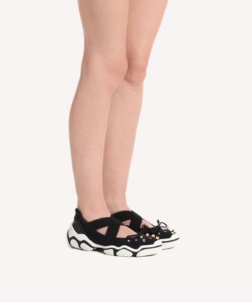 REDValentino RQ2S0C00EPT 0NO Sneaker Woman b