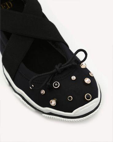 REDValentino RQ2S0C00EPT 0NO Sneaker Woman e