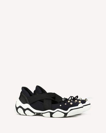 REDValentino RQ2S0C00EPT 0NO Sneaker Woman f