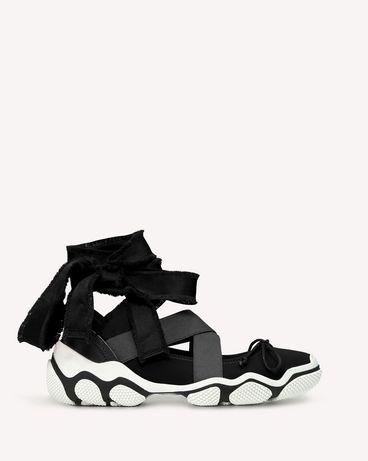 REDValentino RQ2S0B99ZWZ 0NO Sneaker Woman a