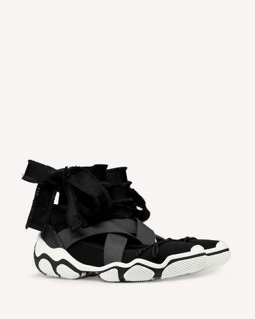 REDValentino RQ2S0B99ZWZ 0NO Sneaker Woman f