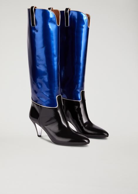 EMPORIO ARMANI Boots [*** pickupInStoreShipping_info ***] r