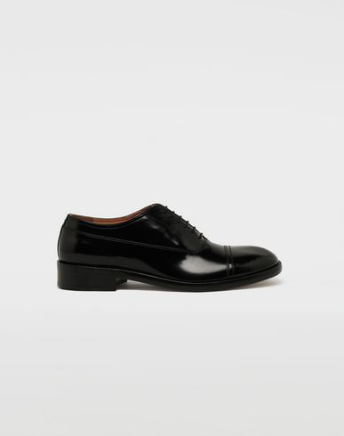 MAISON MARGIELA Laced shoes [*** pickupInStoreShippingNotGuaranteed_info ***] Brushed leather lace-ups f