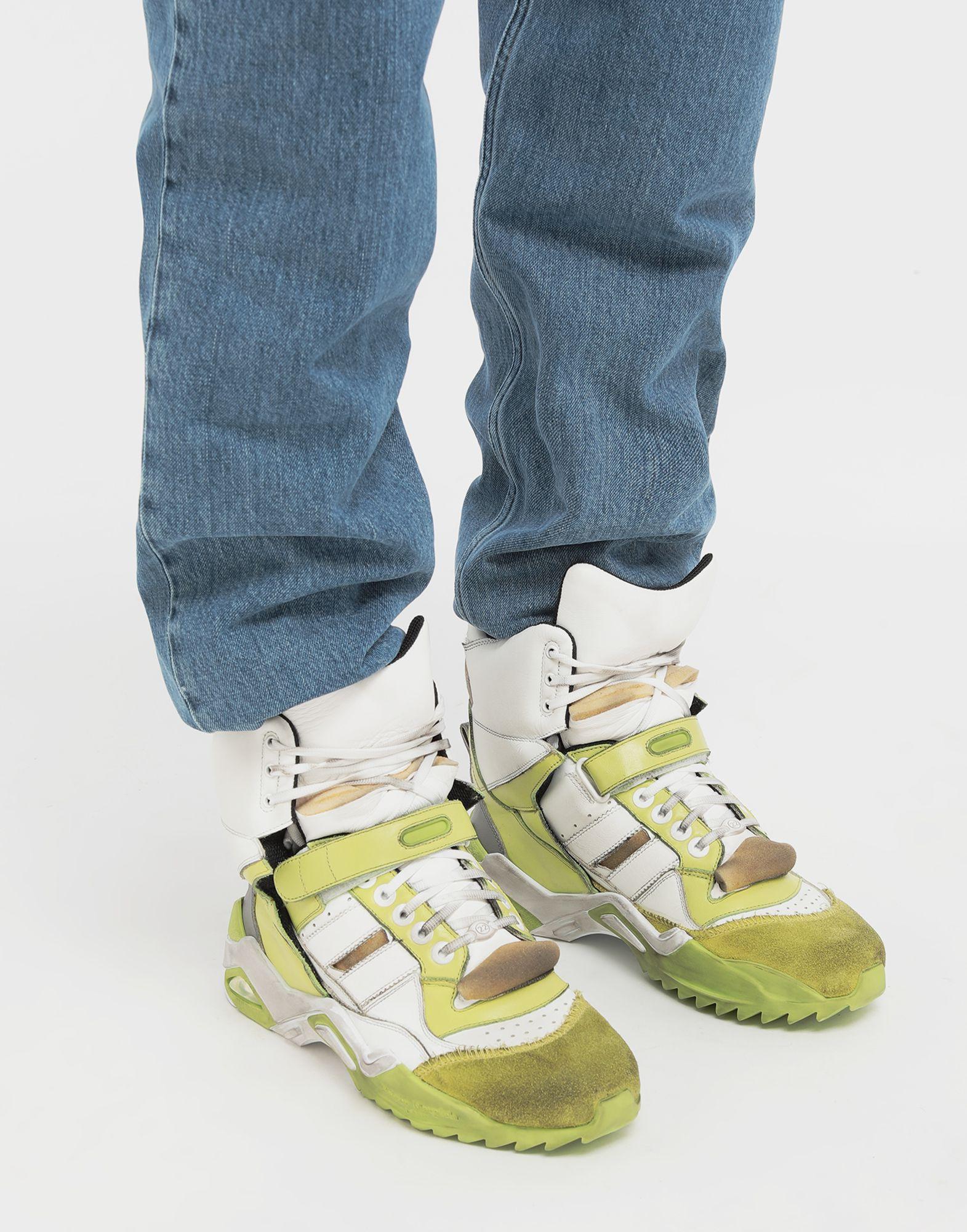 MAISON MARGIELA High-Top-Sneakers Retro Fit Sneakers Herr b