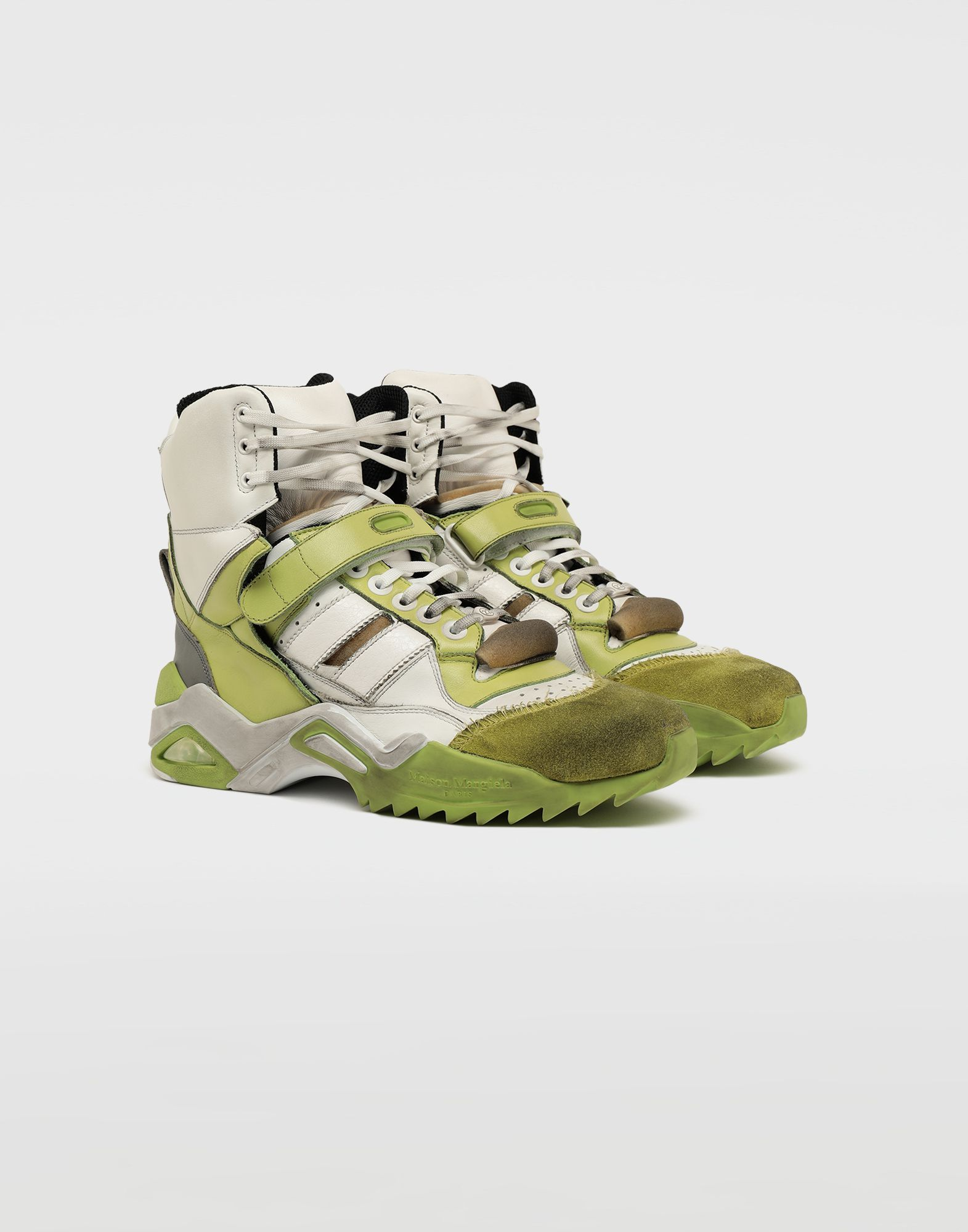 MAISON MARGIELA High-Top-Sneakers Retro Fit Sneakers Herr r