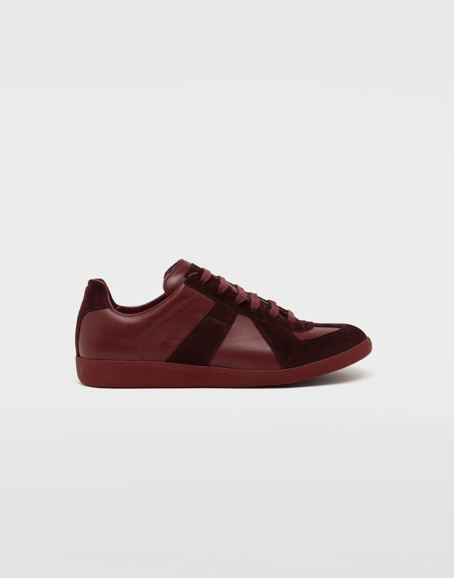 MAISON MARGIELA Replica low top sneakers Sneakers Man f