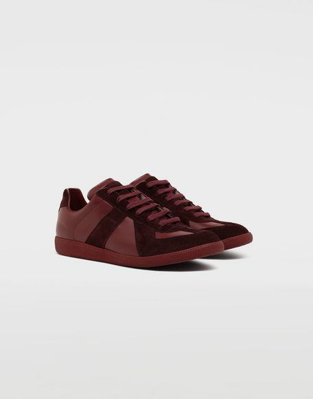 MAISON MARGIELA Replica low top sneakers Sneakers Man r