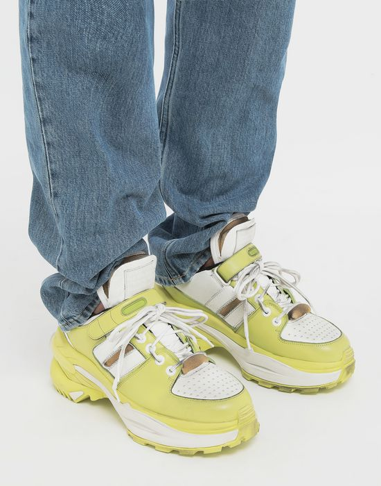 MAISON MARGIELA Retro Fit low top sneakers Sneakers [*** pickupInStoreShippingNotGuaranteed_info ***] b
