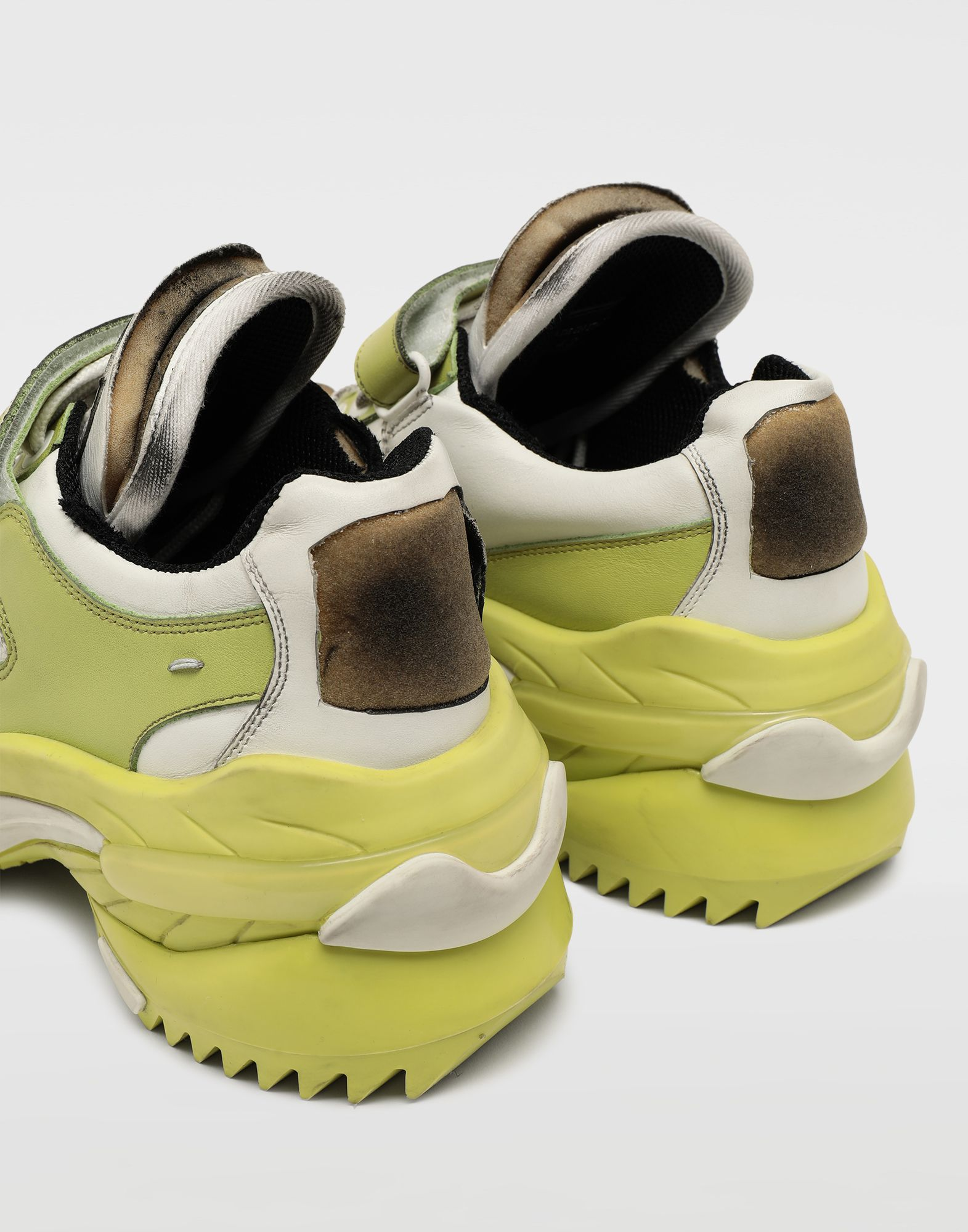 MAISON MARGIELA Low-Top-Sneakers Retro Fit Sneakers Herren a