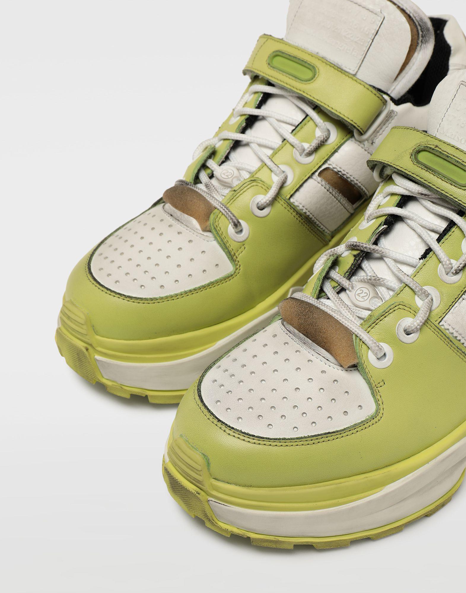 MAISON MARGIELA Low-Top-Sneakers Retro Fit Sneakers Herren e