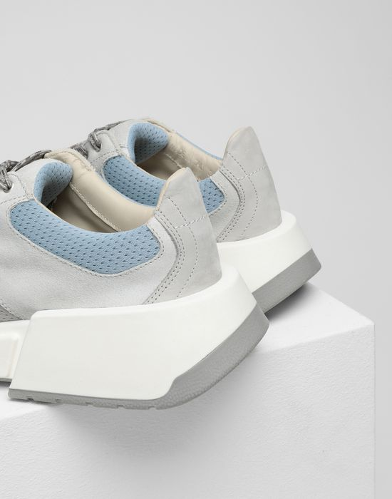MM6 MAISON MARGIELA Runner leather sneakers Sneakers [*** pickupInStoreShipping_info ***] a