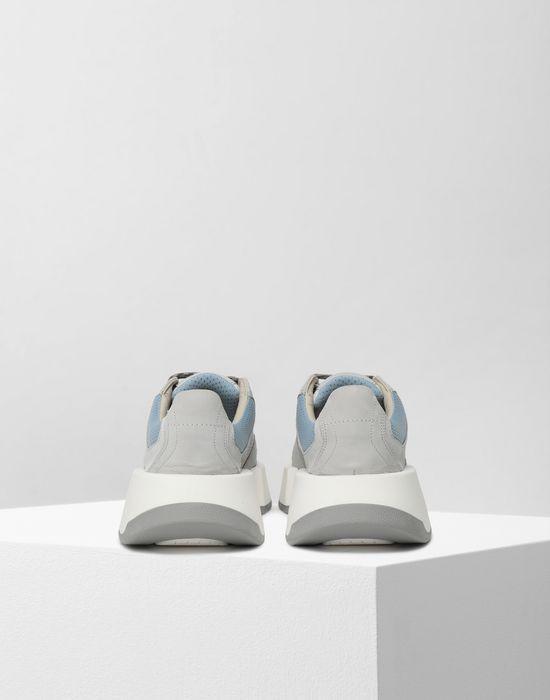 MM6 MAISON MARGIELA Runner leather sneakers Sneakers [*** pickupInStoreShipping_info ***] d