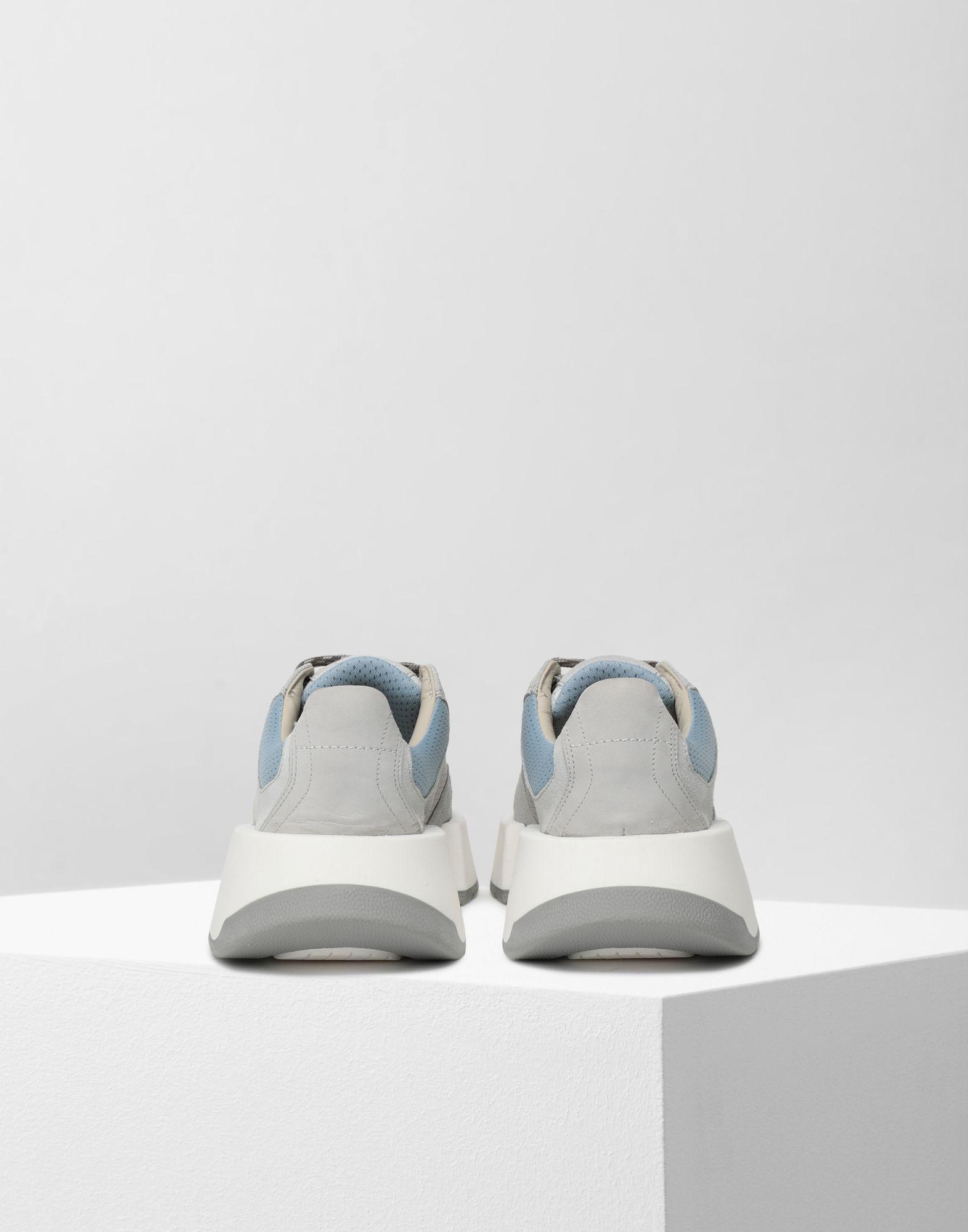 MM6 MAISON MARGIELA Sneakers running en cuir Sneakers Femme d