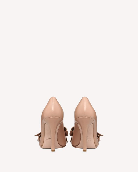REDValentino PUMPS FLOW BOW