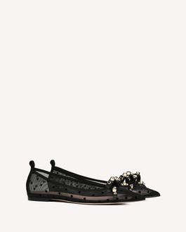 REDValentino Slippers Woman RQ2S0A70MPR 0MG f