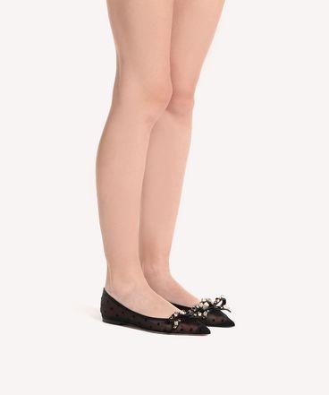 REDValentino RQ2S0B86RRC 0NO Ballerina Woman b
