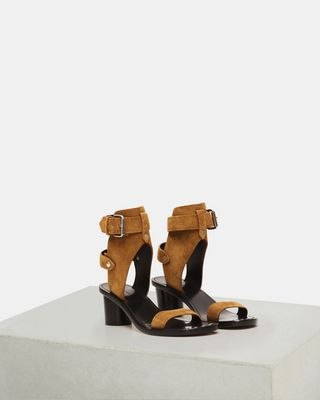 ISABEL MARANT SANDALS Woman JEARYN sandals d