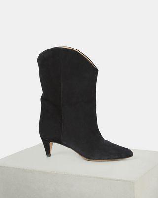 ISABEL MARANT BOOTS Woman DERNEE boots d