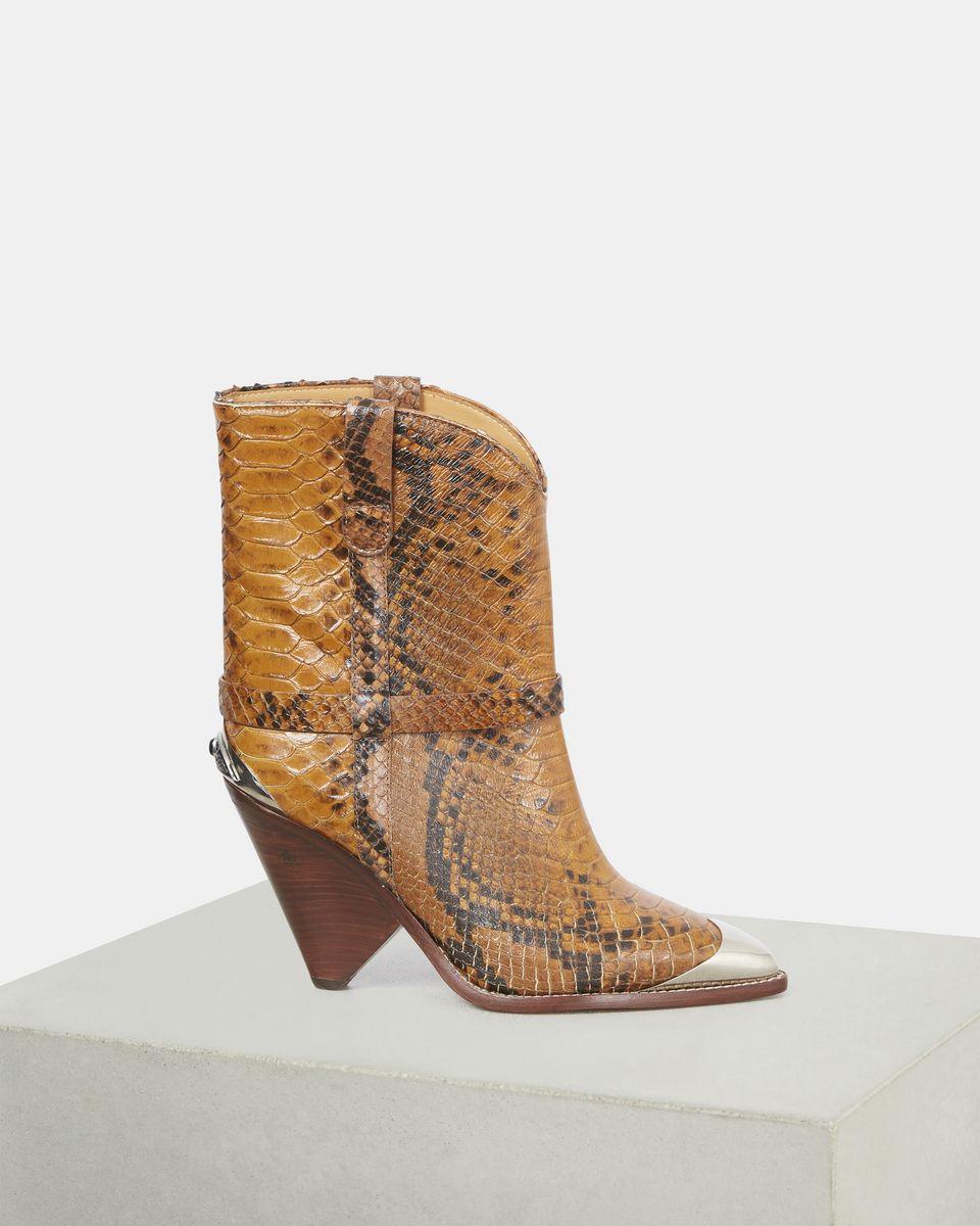Isabel Marant - LAMSY boots - 2