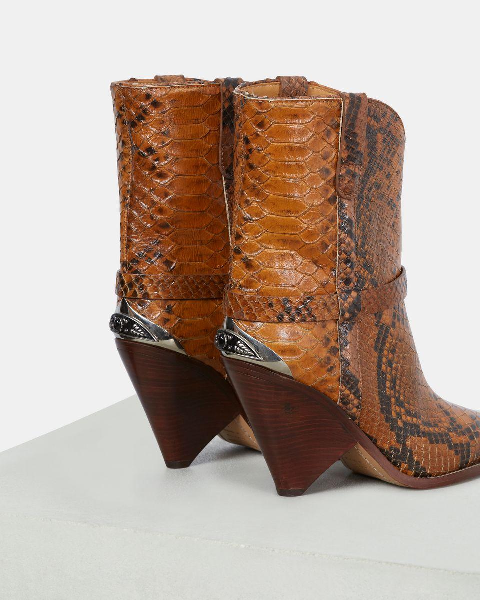 Isabel Marant - LAMSY boots - 4