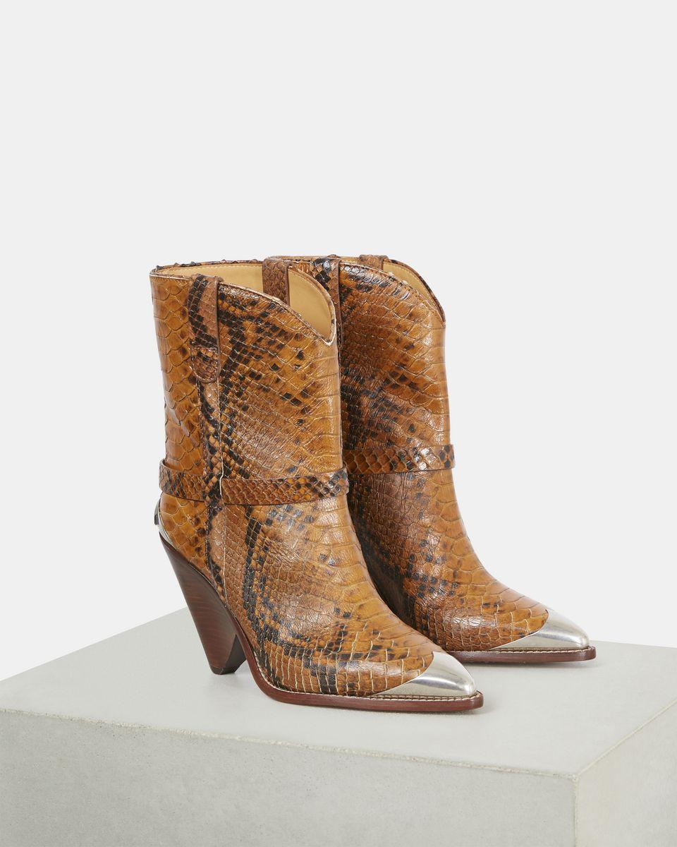Isabel Marant - LAMSY boots - 3