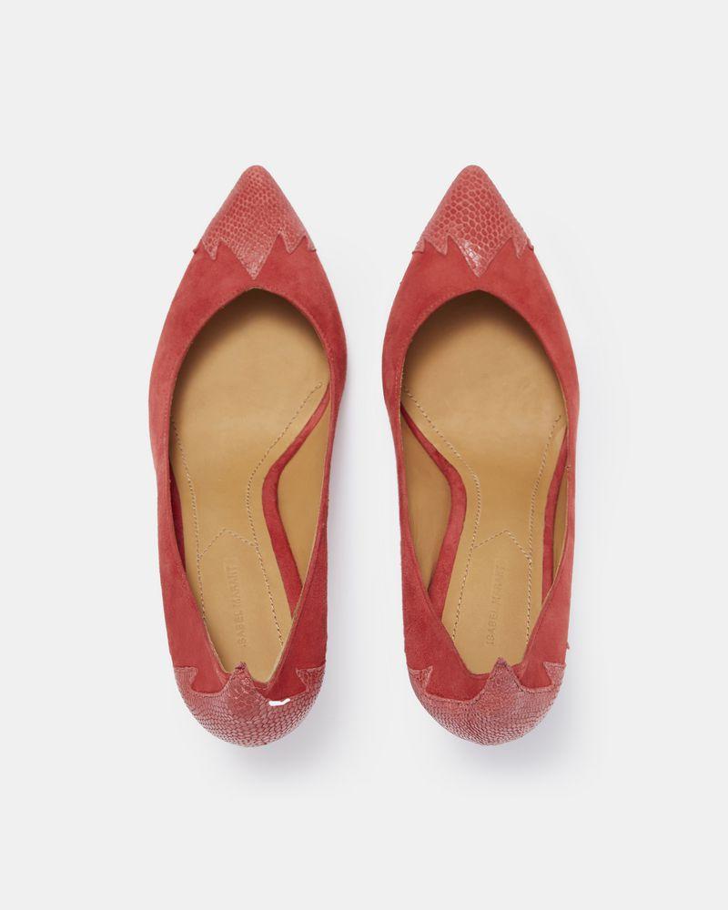 PIRLEE high heels ISABEL MARANT