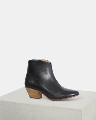 ISABEL MARANT BOOTS Woman DACKEN boots d