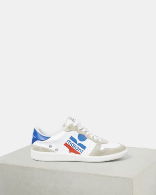 ISABEL MARANT SNEAKERS Woman BULIAN sneakers d