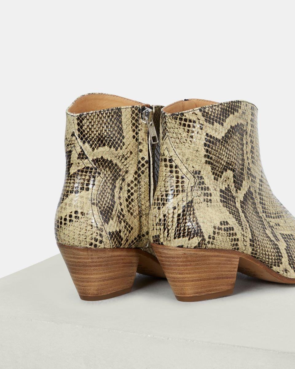 Isabel Marant - DACKEN boots - 4