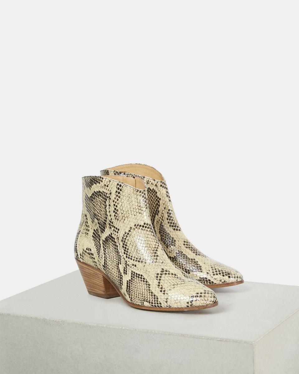 Isabel Marant - DACKEN boots - 3