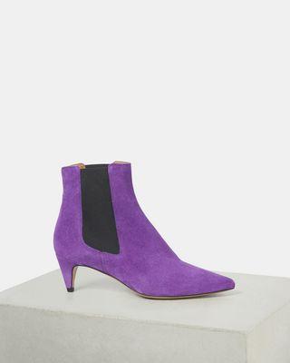 ISABEL MARANT BOTTES Femme Boots DETTY d