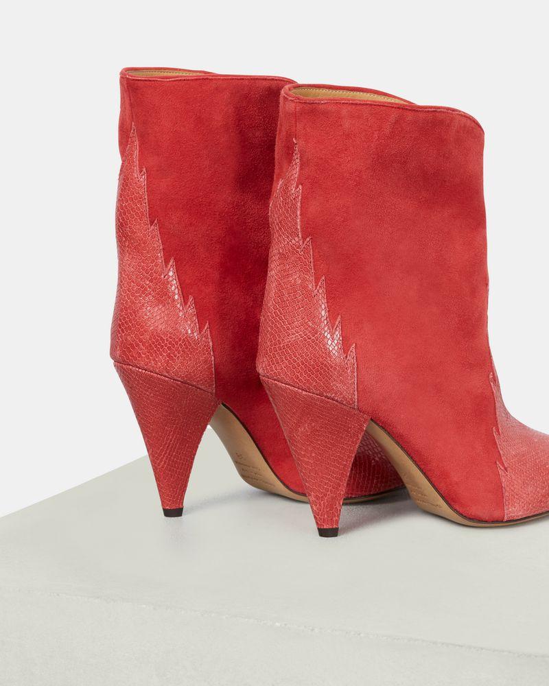 LEIDER boots ISABEL MARANT
