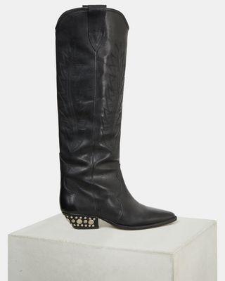 ISABEL MARANT BOOTS Woman DENZI boots d