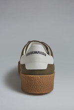 DSQUARED2 Military Punk Rapper's Delight Sneakers Sneaker Man